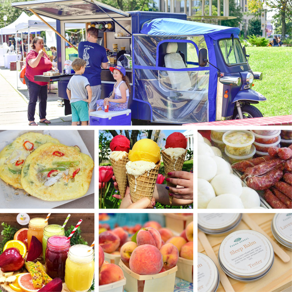 New Rochelle Farmers Market Vendors August 24